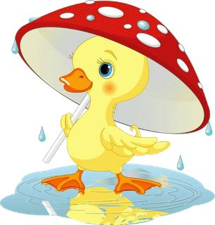 Cute Birds Page 3 - Cartoon Birds Clip Art