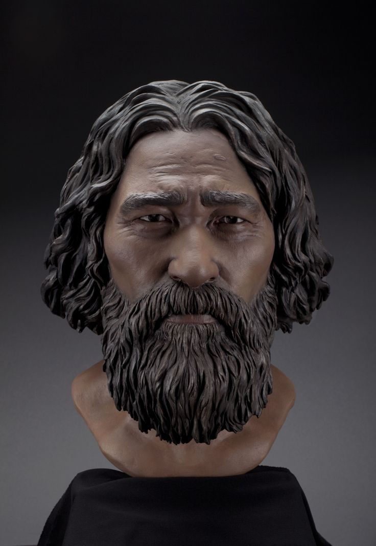 Kennewick Man, 9000 years old