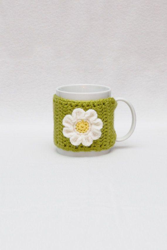 Mejores 16 imágenes de abraza tazon crochet en Pinterest | Tazas ...