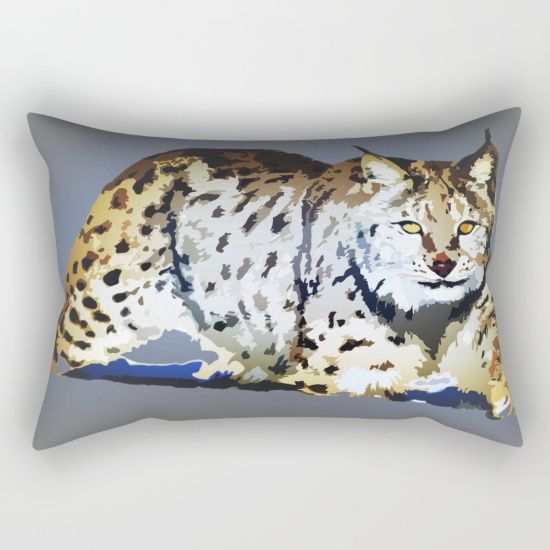 "Our Rectangular Pillow is the ultimate decorative accent to any room. Made from 100% spun polyester poplin fabric, these ""lumbar"" pillows feature a…"