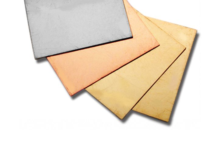 gold sheet metal for jewelry making sheet and wires