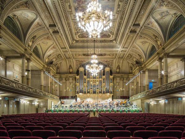 Zurich Tonhalle (concert hall)   zuerich.com