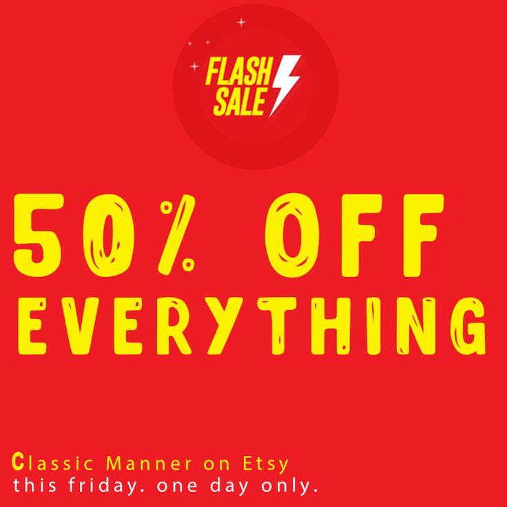 50% OFF OUR ENTIRE STORE! This Friday only!  .  .  #flashsale #vintagesale #50offsale #50off #vintageclothing #vintagestyle #vintagelifestyle #etsysale #vintagedress #vintagefur #vintageleather #retroskiclothing