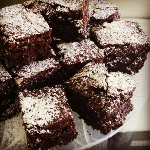 Nutella Brownies!