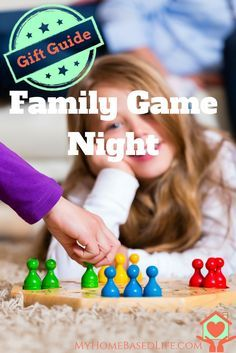 Family Fun for hours on end.  Shop my Family Game Night Gift Guide. | Gift Guide | Board Games | Family Time | #gift guide |  via @myhomebasedlife