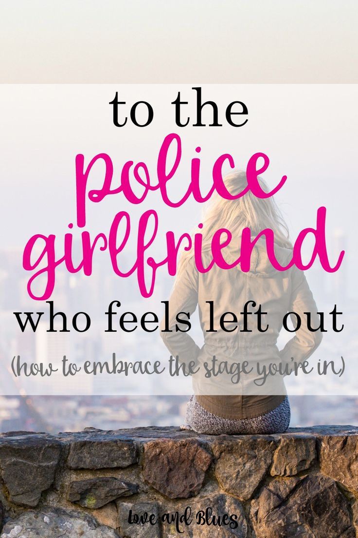 I love this <3 as a police girlfriend I sometimes feel a little disheartened at all the LEO wife stuff I find. It's nice to feel validated once in a while!