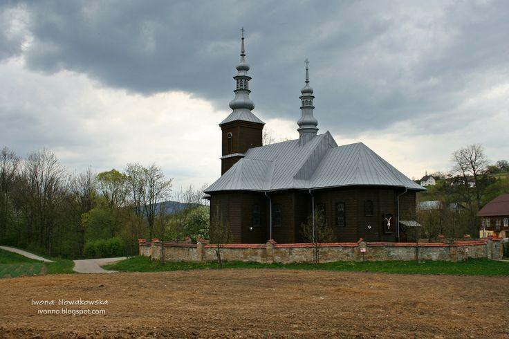 Kościół parafialny św. Katarzyny w Wilkowisku