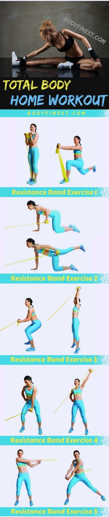 I do a lot of these resistance workouts with various bands. Have been doing them for a while for my shoulder.