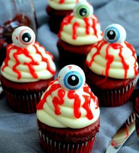 "Doces ""Assustadores"" de Halloween"