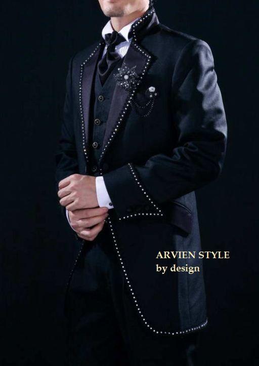 kualitas terbaik untuk jas pria modern yang dipesan di toko online tailor kami dengan harga murah
