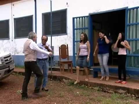 Excelente programa do Globo Rural sobre o Cultivo do Pirarucu em Rondôni...