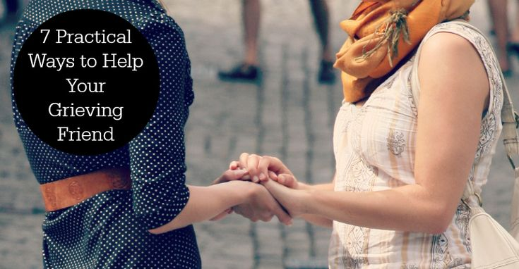 how to help someone grieving from abortion