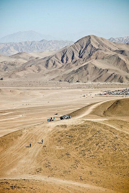 #Dakar 2010 #Atacama Chile. http://reversehomesickness.com/south-america/atacama-driest-desert-on-earth/