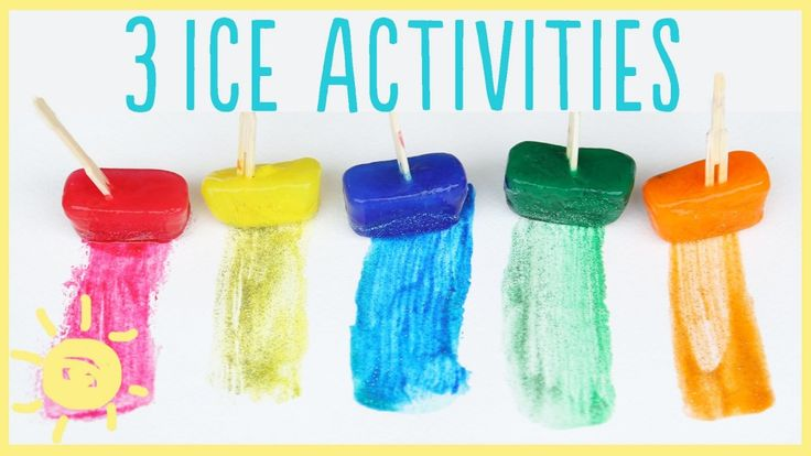 ELLE | 3 AWESOME ICE ACTIVITIES | What's Up Moms!