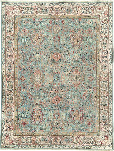 Mahal Carpet Iran, ca: 1890