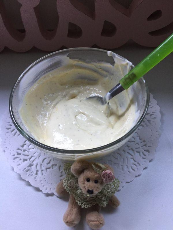Crēme fraiche moutarde chaude ou froide!!!