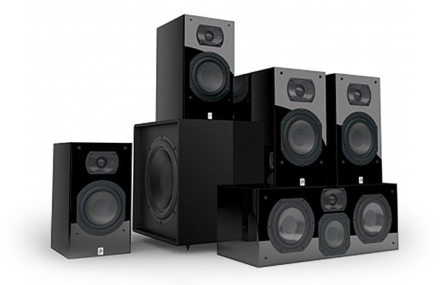 If I was looking for an affordable, high-performance 5.1-channel home theater speaker system, I would opt for the ~$1,500 Aperion Audio's Intimus 5B Harmony SD system. I came to this conclusi…