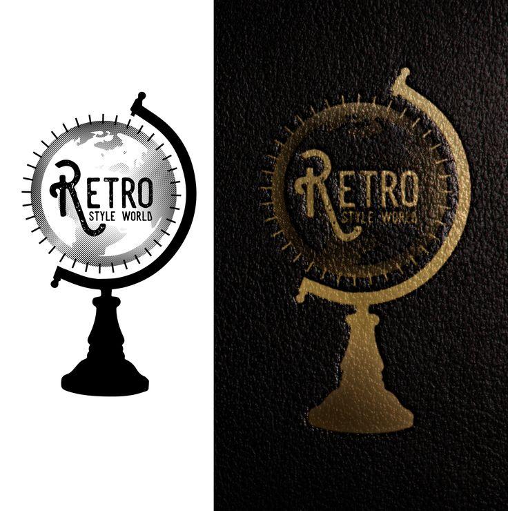 Design #69 by hezzer88 | Retro Style World logo