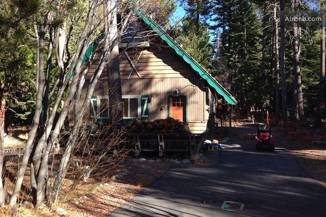 Cozy Tahoe Cabin in Tahoma