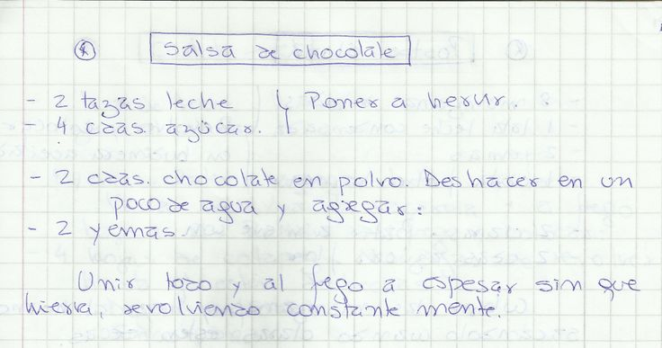 SALSA DE CHOCOLATE   #DULCE #SALSAS #SALSA #CHOCOLATE