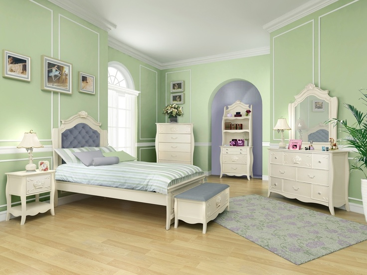 1000 Images About Princess Bedroom Furniture On Pinterest