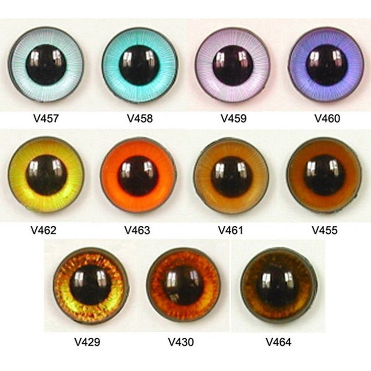 1 Pair 22mm Article V Plastic Safety Eyes Available in 11 Colours Round Pupils Teddy Bear Doll Puppet Plush Toy Stuffed Animal Plushie Craft by ShamrockRose on Etsy