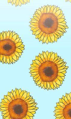Resultado De Imagen Para Margaritas Y Girasoles Tumblr Sunflower WallpaperWallpaper