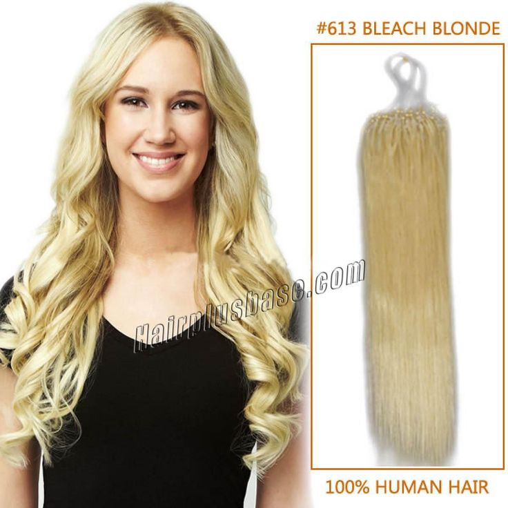 The 25 Best Micro Loop Hair Extensions Ideas On Pinterest