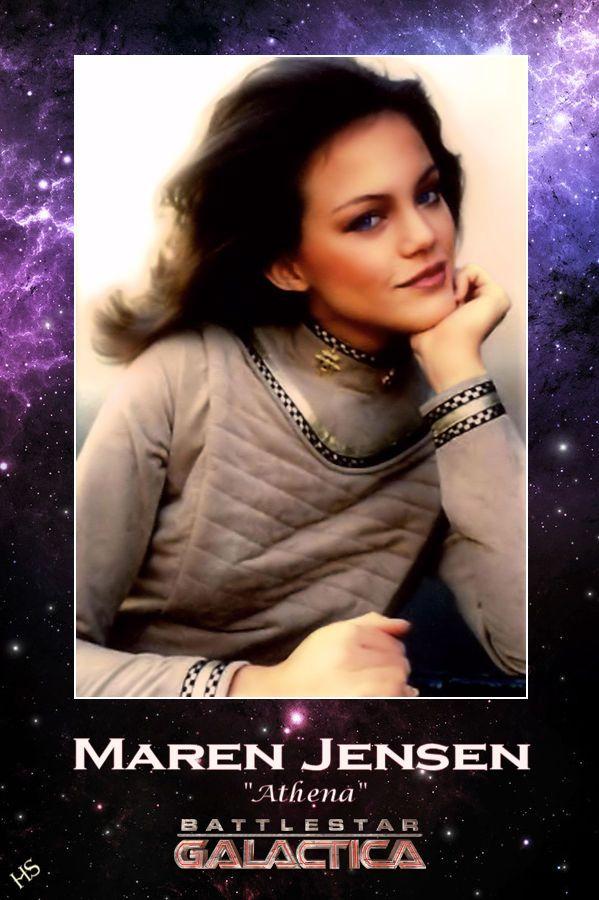 """Maren Jensen """"Athena"""""""