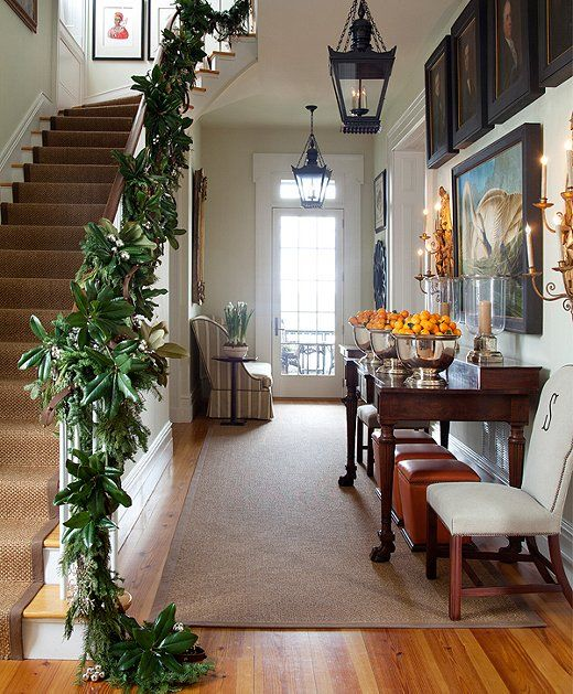 A Canadian Home Styled For Christmas With Natural Elements: 1000+ Images About Christmas Floral Designs On Pinterest