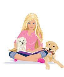 17 best Barbie images on Pinterest  Fashion dolls Barbies dolls