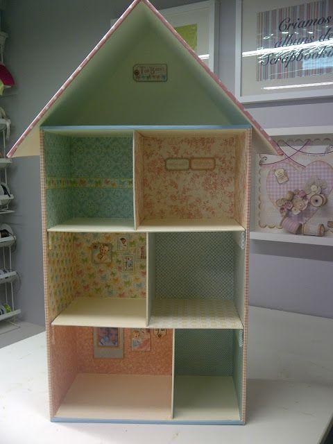 Casinha de Bonecas * Doll House