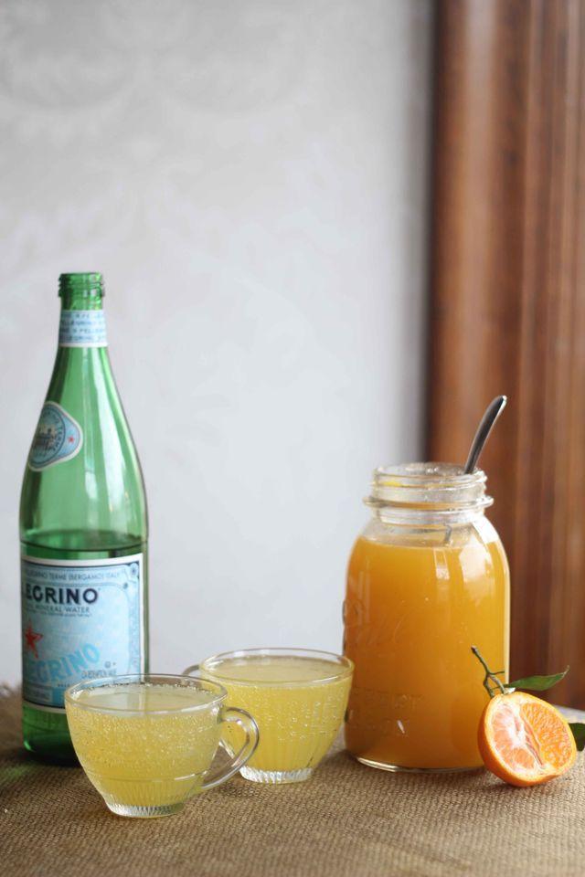 tangerine refresher