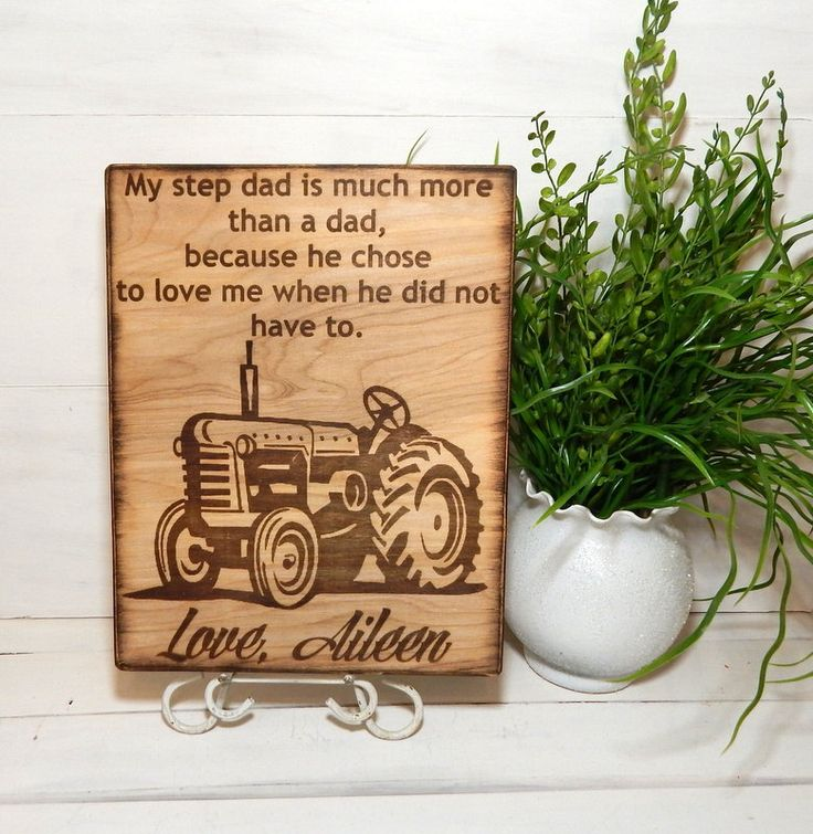 Wedding Gift For Step Dad : Sign, Signs, Gift for Step Dad, Motorcycle, Gift Ideas, Wedding Gift ...