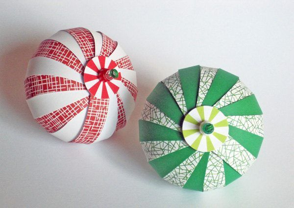 12 DIY Christmas Ornaments for a Festive Tree