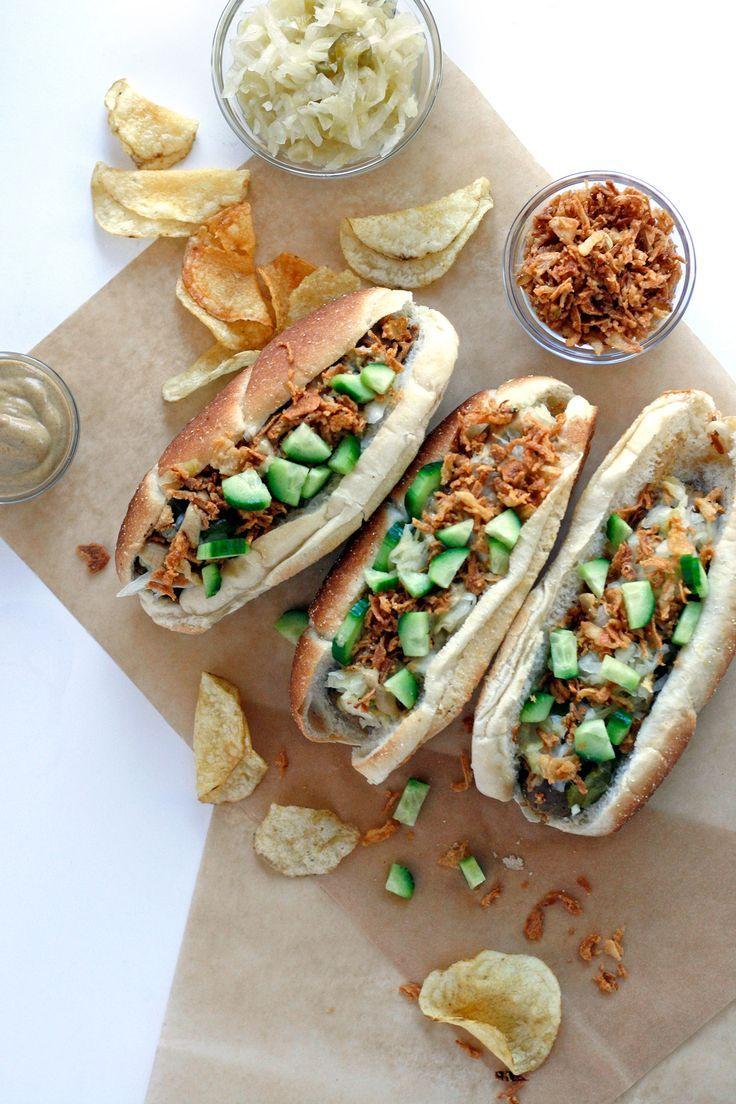 The Original Sauerkraut And Sausage Dog Veganized