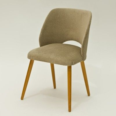 Located using retrostart.com > Dinner Chair by Unknown Designer for Unknown Manufacturer