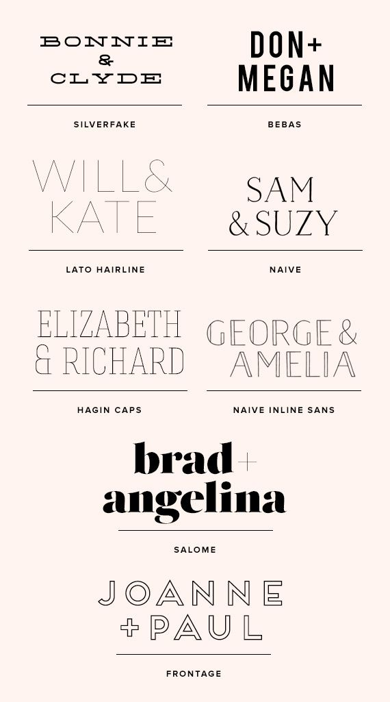 inexpensive or free fonts
