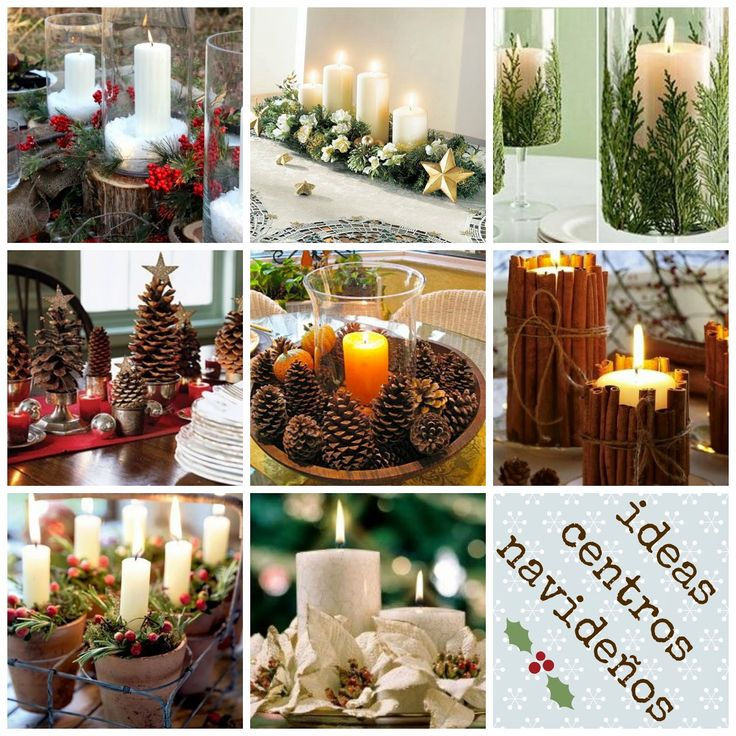 1000 images about navidad on pinterest mesas zara home for Centros de mesa navidenos elegantes