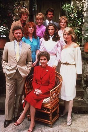 Things of the past ( 70's, 80's, 90's ) - Dingen van vroeger ( 70's, 80's, 90's ) ( Falcon Crest -1981 )