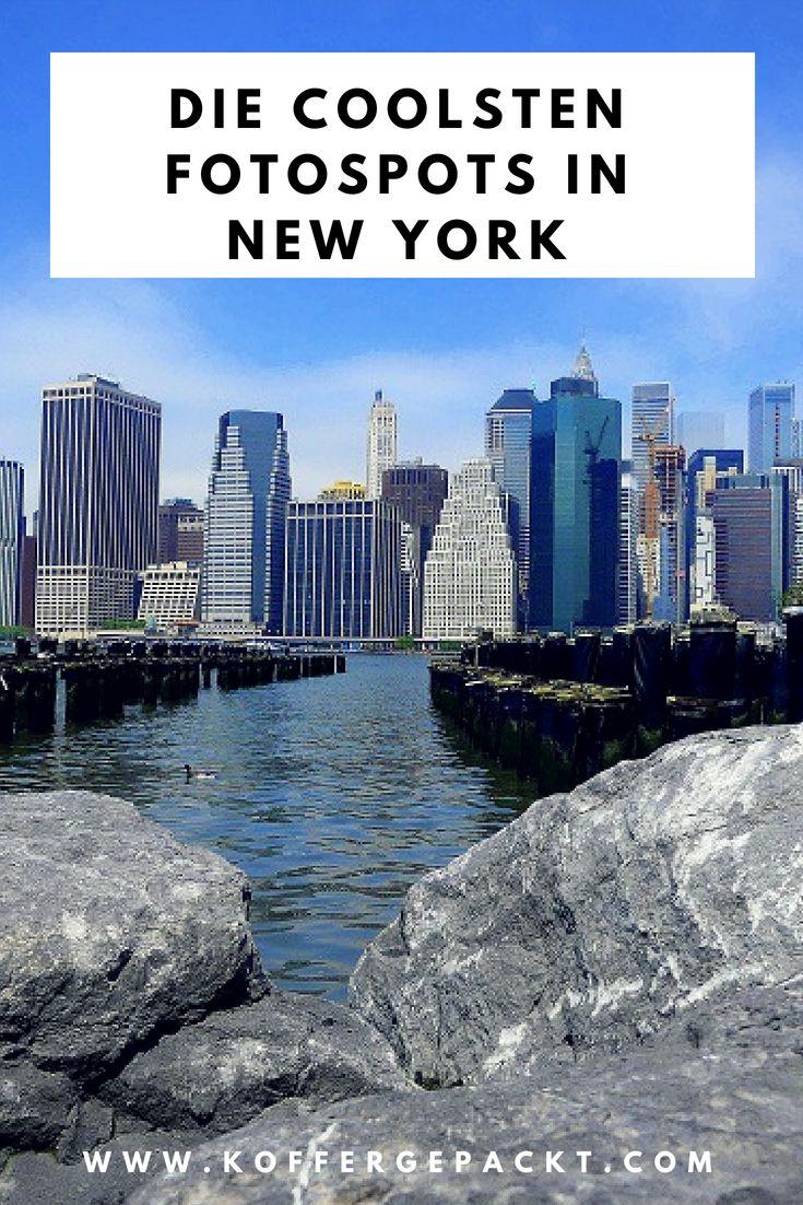 Die coolsten Fotospots in New York