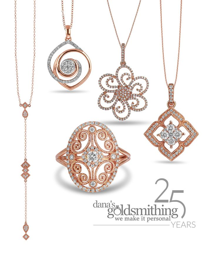 This week DECEMBER 11-17th : 20% off everything ROSE GOLD. THINK PINK! Subtle….stunning….spectacular. https://www.danasgoldsmithing.com/search?q=rose+gold . . #rose #gold #rosegold #fashion #jewellery #ring #necklace #bracelet #pendant #earrings #gift