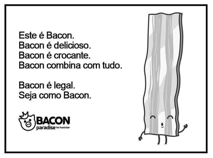 Hihihihi .  Seja como o Bacon! . .  #organico #bacon #toptags @top.tags #paleobrasil #paleorecipe #paleolifestyle #paleo #comidadeverdade #paleodiet #lowcarbbrasil #30diasbichoeplanta #reebok #whole30 #baconévida #realfood #cleaneats #foodie #debaconavida #delicious #wholefood #whole30brasil #crossfit #livinghealthy #bestoftheday #nutrition #lifestyle #followme #inspiration