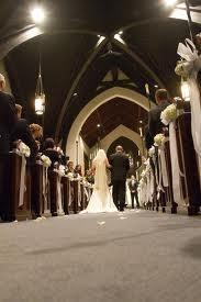 traditional wedding church