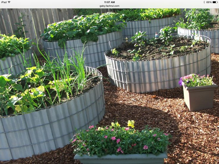 Raised Garden Beds Make Vegetable Gardening Less Work. Description From  Pinterest.com. I Searched For This On Bing.com/images | Garden/yard |  Pinterest ...