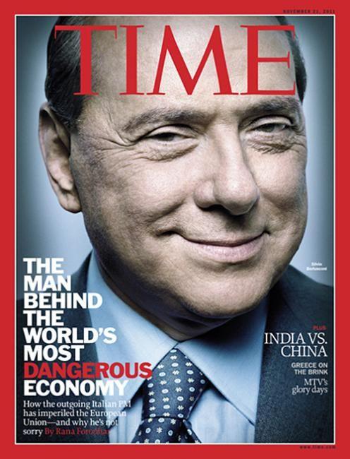 Time & Berlusconi
