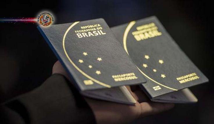 Brasil: Governo vai pedir crédito extra de R$ 102 mi para retomar emissão do passaporte. Conforme nota divulgada nesta quarta-feira (28) pelo Ministério do