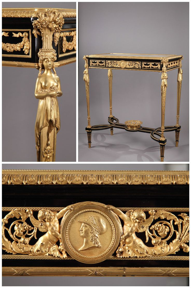 4042 best images about antique furniture french on for Miroir style louis xvi