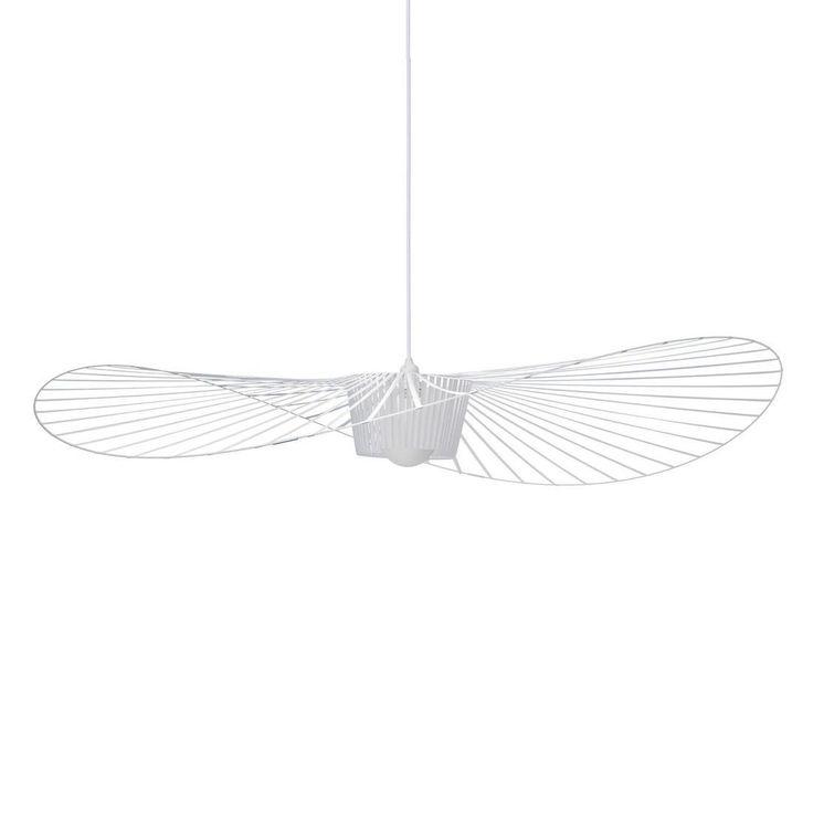 VERTIGO - Lampa wisząca Biały L Petite Friture