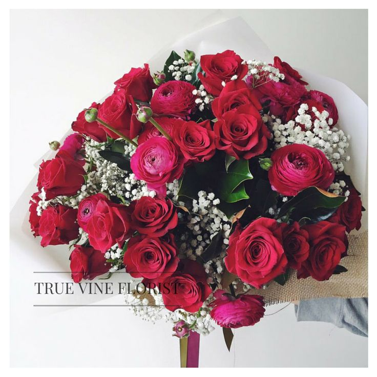 True Vine Florist - Florist Based in Sydney inner west. Order yours today. The Perfect I love you flower bouquet gift. #sydneyflorist #sydneyflowers #bouquet #flowers #flowerpower #floral #flowerarrangement #sydney #flower #rose #present #truevineflorist #style #flowergift #flowerdelivery #roses #weddingbouquet #happyflowers #iloveyou #redroses #ranunculus #babysbreath #red #big #flowerbouquet #bunchofflowers #rose #love #sydneyflowerdelivery #sydneywedding #romanticflowers